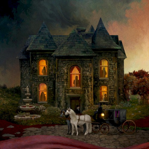 Album cover for In Cauda Venenum by Opeth.