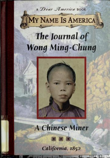 The journal of Wong Ming-Chung by Laurence Yep