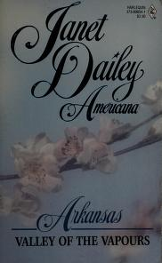 Cover of: Valley Of The Vapours  (Arkansas) (Janet Dailey Americana)  